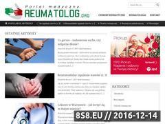 Miniaturka domeny www.reumatolog.org