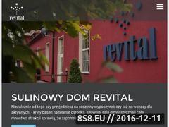 Miniaturka domeny www.revital.pl