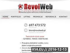Miniaturka domeny revoweb.pl