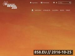 Miniaturka domeny www.rewal.net.pl