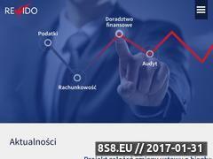 Miniaturka domeny www.rewido.pl