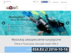 Miniaturka domeny rexio.pl