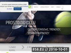 Miniaturka domeny rezerwujkort.pl