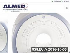 Miniaturka domeny rezonans.almed.com.pl
