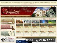 Miniaturka domeny www.rezydent.nieruchomosci.pl