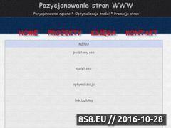 Miniaturka domeny rhornik.pl