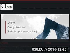 Miniaturka domeny www.ribes.pl
