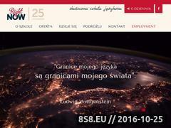 Miniaturka domeny rightnow.pl