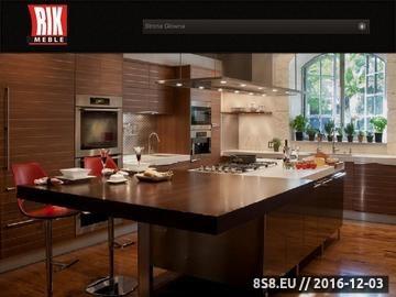 Zrzut strony Meble kuchenne na wymiar, szafy Wrocław