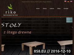 Miniaturka domeny riko-meble.pl