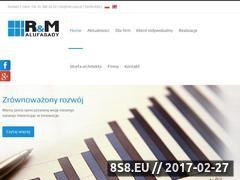 Miniaturka domeny www.rim.com.pl
