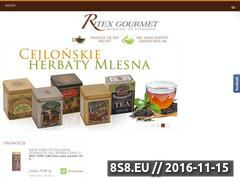Miniaturka domeny ritex.pl
