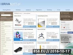 Miniaturka domeny www.rivasoft.pl
