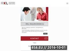 Miniaturka domeny rklwindykacja.pl