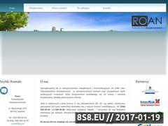 Miniaturka domeny www.roan-ubezpieczenia.pl