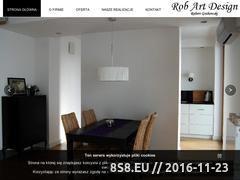 Miniaturka domeny robartdesign.pl