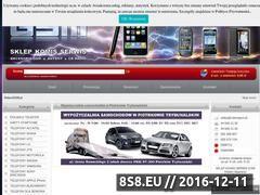 Miniaturka domeny www.robertgsm.pl