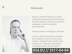 Miniaturka domeny www.robertrutkowski.pl