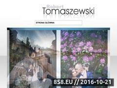 Miniaturka domeny www.roberttomaszewski.com