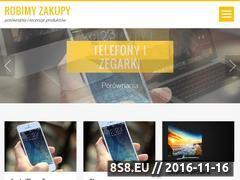 Miniaturka domeny www.robimyzakupy.pl