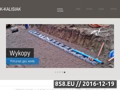 Miniaturka domeny robotyziemneolsztyn.pl