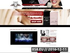 Thumbnail of Teeth Whitening At Home Website