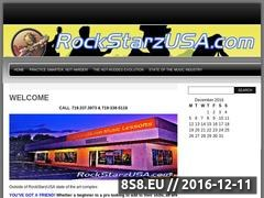 Thumbnail of Colorado Springs Drum Lessons Website
