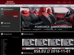 Miniaturka domeny roco-pokrowce.pl