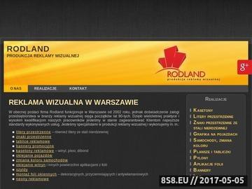 Zrzut strony Pylony Warszawa