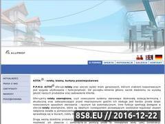 Miniaturka domeny www.rolety-aitix.pl