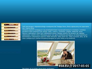 Zrzut strony Rolex Andrzej Pokora - drzwi harmonijkowe