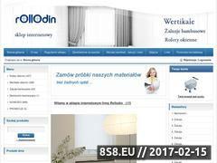 Miniaturka domeny www.rollodin.pl