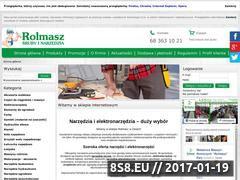 Miniaturka domeny www.rolmasz-zary.pl