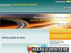 Miniaturka domeny rolminex.com.pl