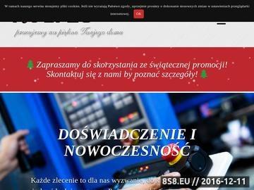 Zrzut strony Rolety Rzeszów