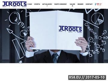 Zrzut strony ROOTS SUPPLY dostawa materiałów eksploatacyjnych