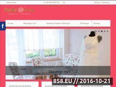 Miniaturka domeny www.rosasuknie.pl