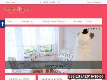 Zrzut strony Sprzedaż sukni ślubnych dla Panny młodej