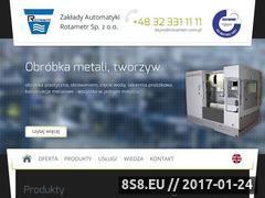 Miniaturka domeny rotametr.com.pl