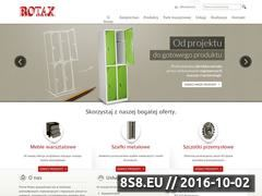 Miniaturka domeny www.rotaxbydgoszcz.pl