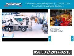 Miniaturka domeny rothlehner.pl