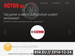 Miniaturka domeny www.rotor.biz.pl