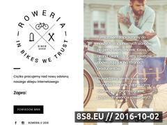 Miniaturka domeny www.roweria.pl