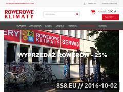 Miniaturka domeny roweroweklimaty.pl
