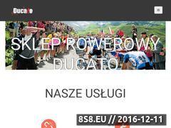 Miniaturka domeny www.rowerowy.info