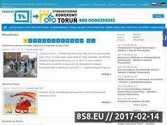 Miniaturka domeny rowerowytorun.com.pl