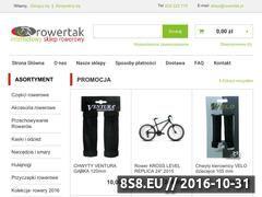 Miniaturka domeny rowertak.pl