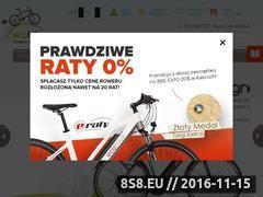 Miniaturka domeny www.rowery-elektryczne.pl