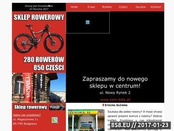 Zrzut strony Części rowerowe