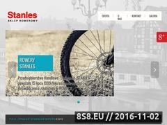 Miniaturka domeny rowerystanles.pl